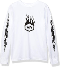 Load image into Gallery viewer, RVCA Boys' Forged Long Sleeve T-Shirt