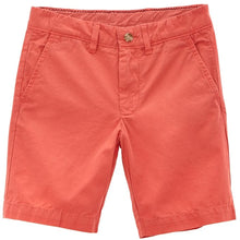 Load image into Gallery viewer, johnnie-O Derby Jr. Boys Melon Red Shorts