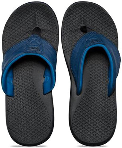 Vans Men's UC 1.5 (PVW) Sandals, Black/Navy - Indi Surf