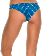 Load image into Gallery viewer, RVCA Women's Tied Down Cheeky Bikini Bottom