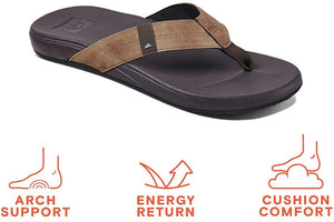 Reef Men's Cushion Bounce Phantom Sandal