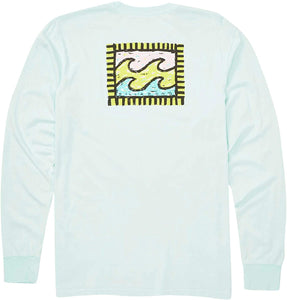 Billabong Men's Nairobi Long Sleeve Tee