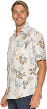 Load image into Gallery viewer, O'Neill (Jack O'Neill) Men's Costa Short Sleeve Button Down Shirt, Natural, Size X-Large