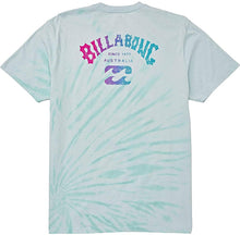 Load image into Gallery viewer, Billabong Men's Arch Tie-Dye Short Sleeve