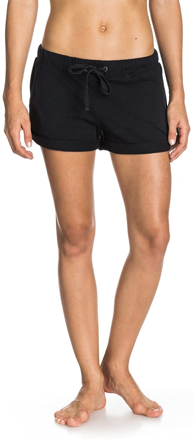 Roxy Girls New Day Short, True Black, Small