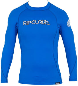 Rip Curl Corp Long Sleeve Rash Guard Shirt
