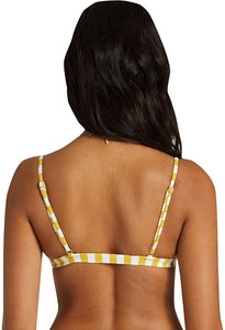 Billabong Women's Triangle Bikini Top