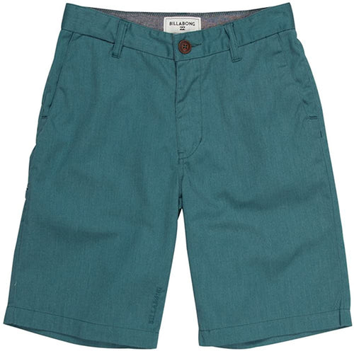 Billabong Boy's Carter Walkshorts, (LSH)
