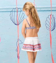 Load image into Gallery viewer, OndadeMar Girls' Baby Shorts Ksh013/Solid