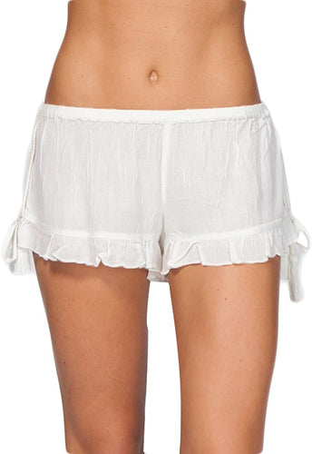 Rip Curl Junior's Wild One Short, (WHI) White