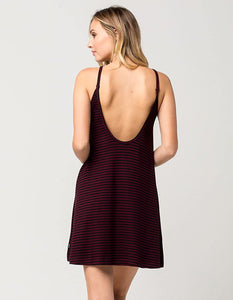 RVCA Junior's Shellox Knit Wing Dress