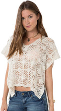 Load image into Gallery viewer, O'Neill Womens James Top Shirt, (SND) Sand