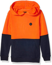 Load image into Gallery viewer, RVCA Boys' Carlisle Colorblocked Hoodie