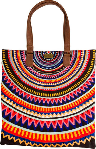 Rup Curl Pixie Beach Bag, Multicolor
