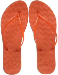 Reef Women's Flip Flop Sandals, Red Flame Flm, 6 UK