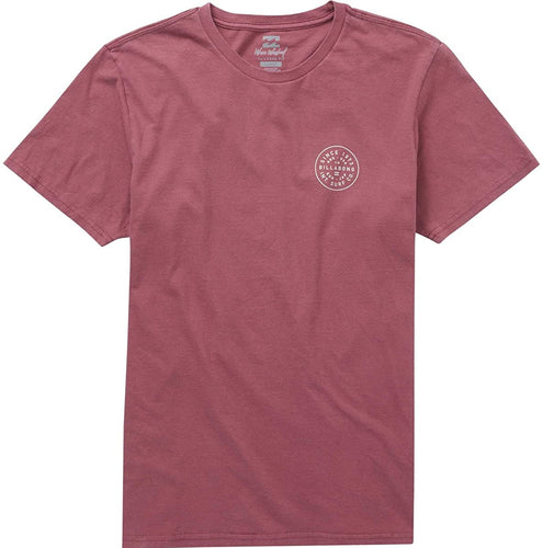 Billabong Men's Sealer Short Sleeve T-Shirt, (FIG) Size Large
