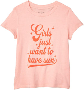 Billabong Kids Girl's Girls Want Sun T-Shirt (Little Kids/Big Kids)