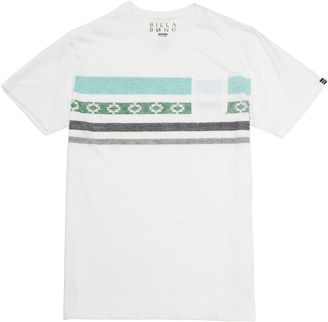 Billabong Men's Four Way Ii Short Sleeve T-Shirt