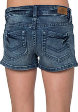 Load image into Gallery viewer, O'NEILL Girls' Monique Denim Short, (BLO) - Indi Surf