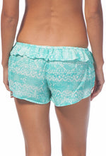 Load image into Gallery viewer, Rip Curl Juniors Sand Dunes Short, Aqua, Size Medium
