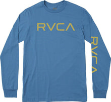 Load image into Gallery viewer, RVCA Men's Big Long Sleeve T-Shirt