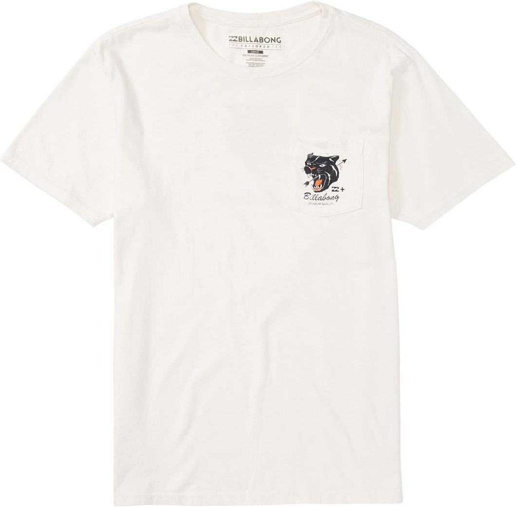 Billabong Mens Big Cats Short-Sleeve Shirt