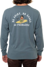 Load image into Gallery viewer, KATIN No Problemo Babe Long Sleeve T-Shirt