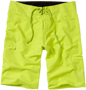 Quiksilver Crushing Boardshorts - Yellow