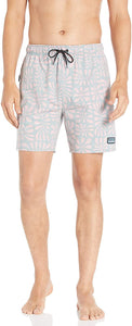 Rip Curl Men's Motion Volley Side Pocket Elastic Board Shorts