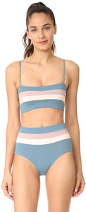 LSpace Women's Reversible Portia Stripe Bottoms