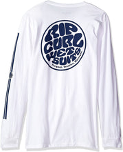 Load image into Gallery viewer, Rip Curl Men's Nuevo Wettie Premium L/s Tee