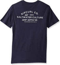 Load image into Gallery viewer, Rip Curl Men's Supply Co. Tee Shirt