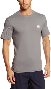 Quiksilver Men's Waterman Mullaway Short Sleeve Surf Tee