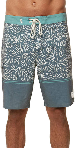 O'NEILL Men's Vacay Boardshorts, Dark Sea Glass Green
