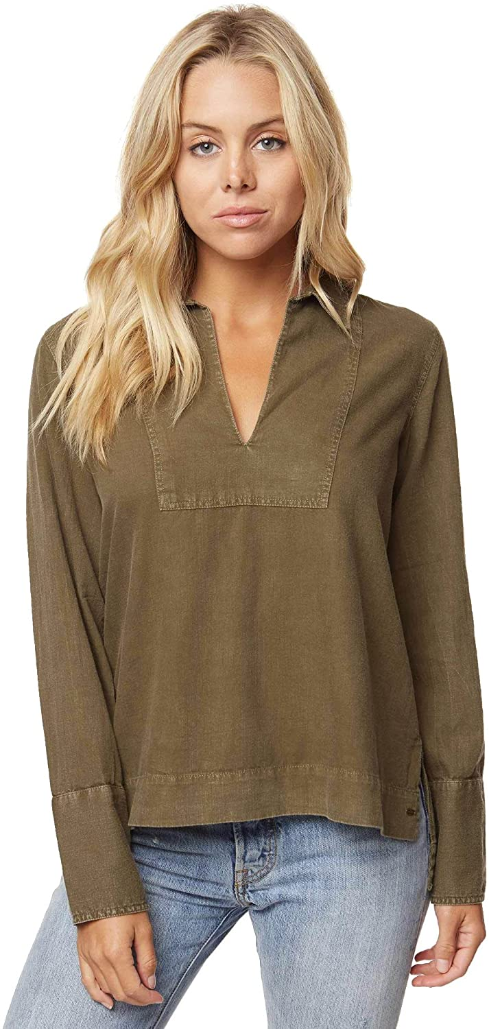 O'Neill Women's Court Top, (OLV) Olive