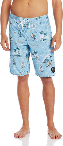 O'Neill Men's Ajacks Boardshort, Size 29 - Indi Surf