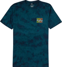 Load image into Gallery viewer, Billabong Men's Adrift Short-Sleeve Shirt, (MRE) Marine, Size Large