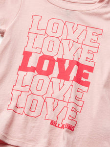 Billabong Girls' Girls' Love Love Love