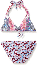 Load image into Gallery viewer, O'NEILL Girls' Big Cruz Revo Halter Swimsuit
