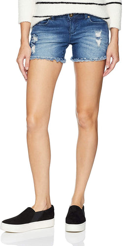 O'Neill Women's Scout Denim Short, (BLG)