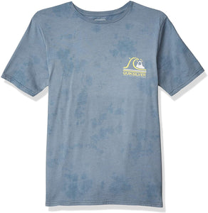 Quiksilver Boys' Big Global Beat Short Sleeve Youth