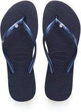 Load image into Gallery viewer, Havaianas Women's Slim Crystal Glamour SW Sandal