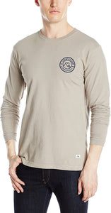 Quiksilver Men's Original Long Sleeve Mux Screen T-Shirt