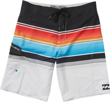 Load image into Gallery viewer, Billabong Men's All Day Stripe X Stretch Boardshort