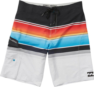 Billabong Men's All Day Stripe X Stretch Boardshort