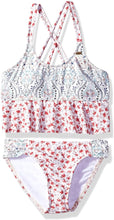 Load image into Gallery viewer, O'Neill Big Girls' Chica Ruffle Tank Swimsuit