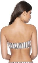 Load image into Gallery viewer, PilyQ Harbour Stripe Tube Bandeau TOP