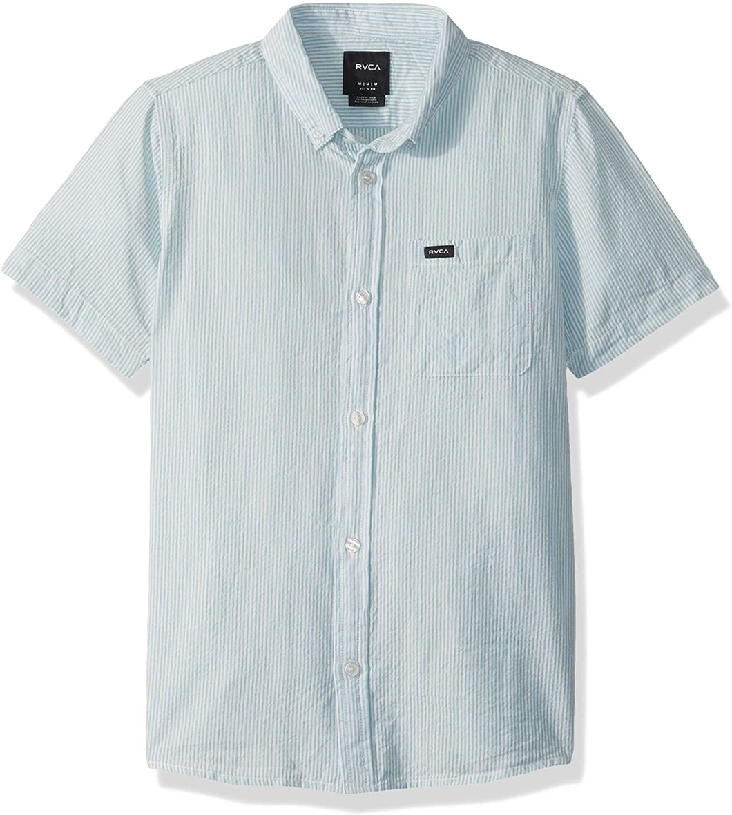 RVCA Boys' That'll Do Hi Grade Ii Shirt
