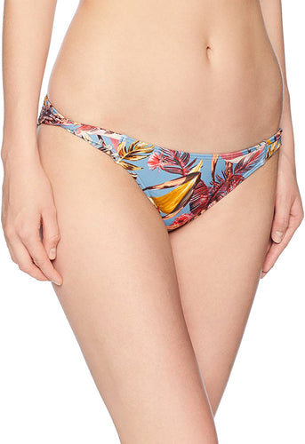 O'Neill Apparel FA8474052 Women's Santorini Tab Side Bottom - Indi Surf