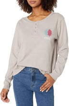 Load image into Gallery viewer, RVCA Women's Sunny Long Sleeve T-Shirt